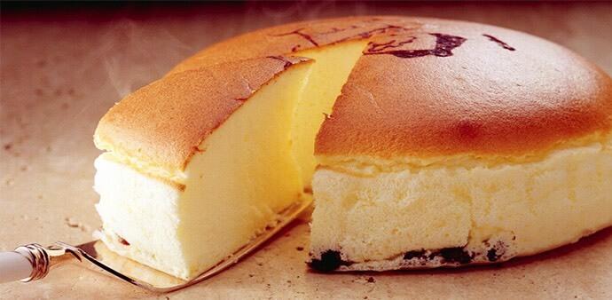 りくろーおじさんの焼き立てチーズケーキ