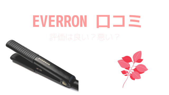 EVERRON 口コミ